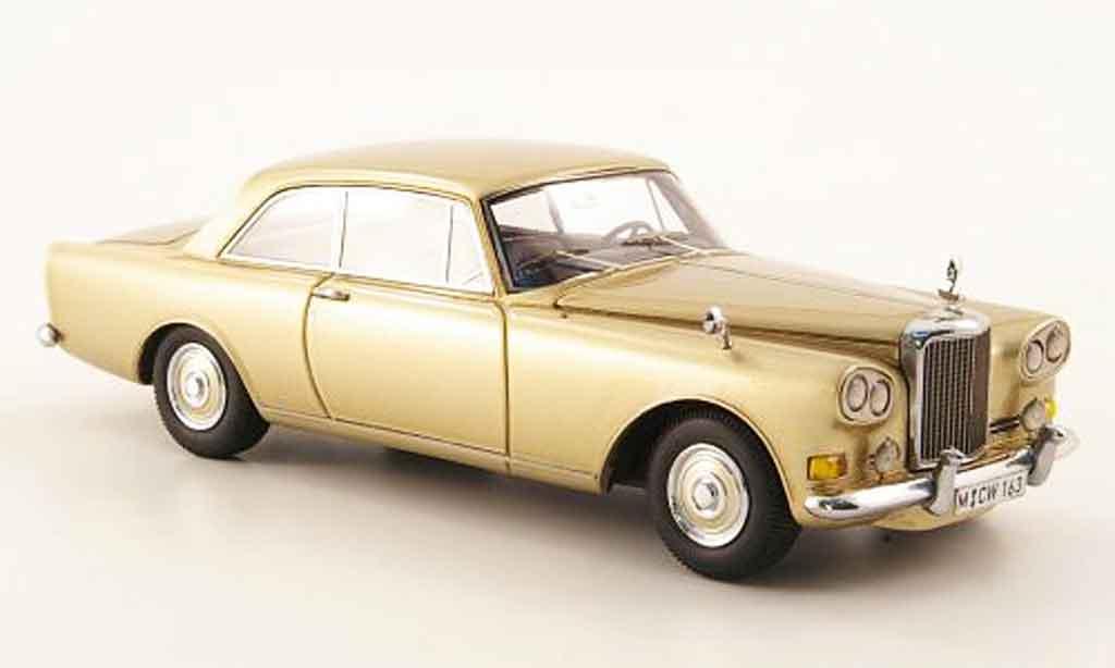 Bentley Continental SIII 1/43 Neo Mulliner Park Ward lim. Auf. 500 1963 miniature