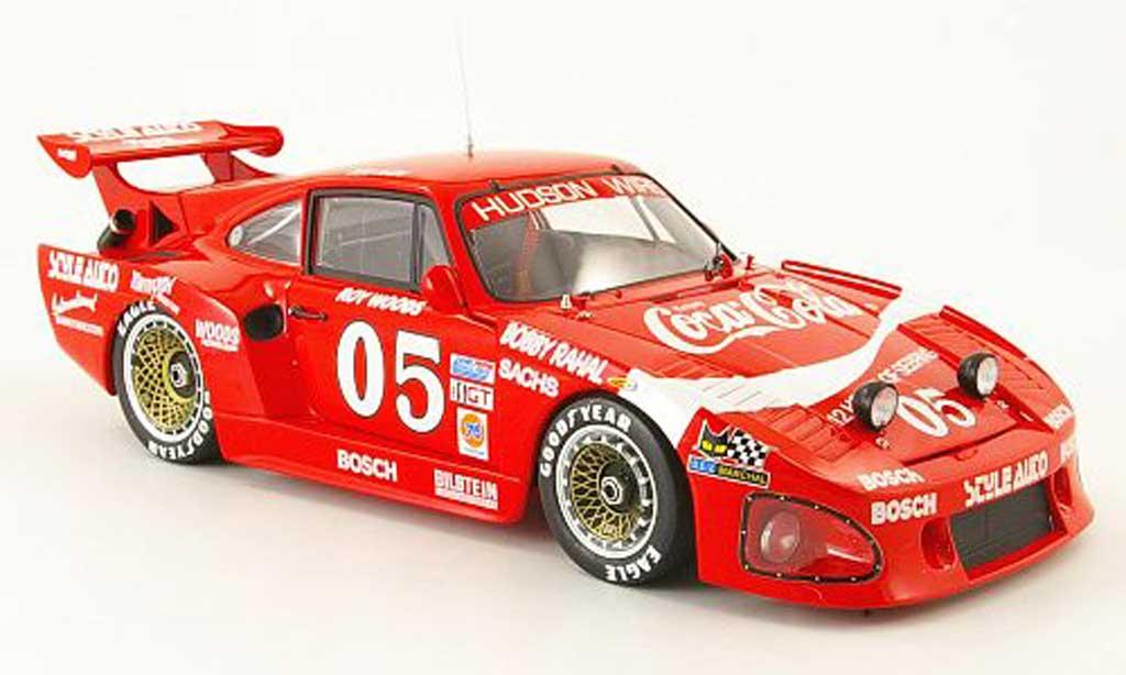 Porsche 935 1980 k3 no.05 coca cola 24h daytona TrueScale Miniatures. Porsche 935 1980 k3 no.05 coca cola 24h daytona Coca Cola miniature 1/18