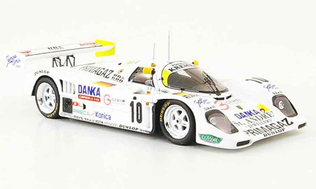 Porsche 962 1983 1/43 Spark No.10 Primagaz 24h Le Mans diecast model cars