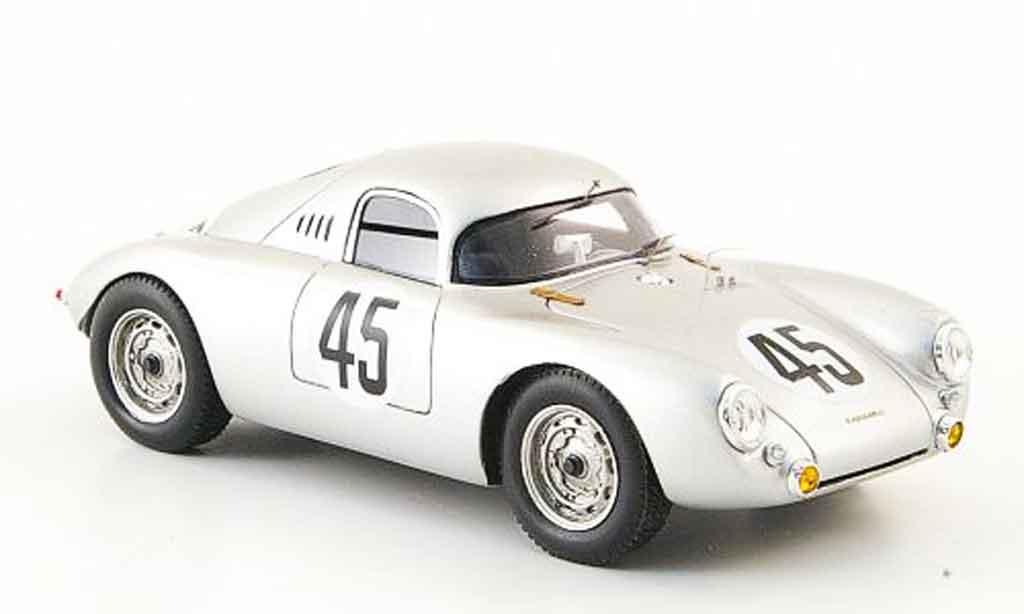 Porsche 550 1953 1/43 Spark No.45 R.von Frankenberg Frere 24h Le Mans miniature