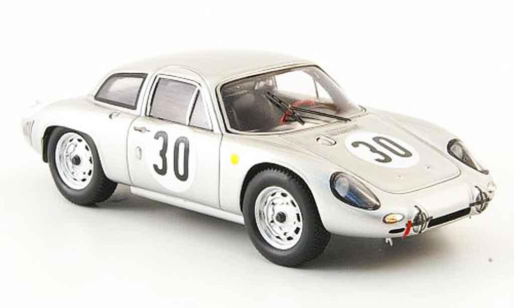 Porsche 2000 GS 1/43 Spark No.30 Schiller Pon 24h Le Mans 1963 diecast model cars