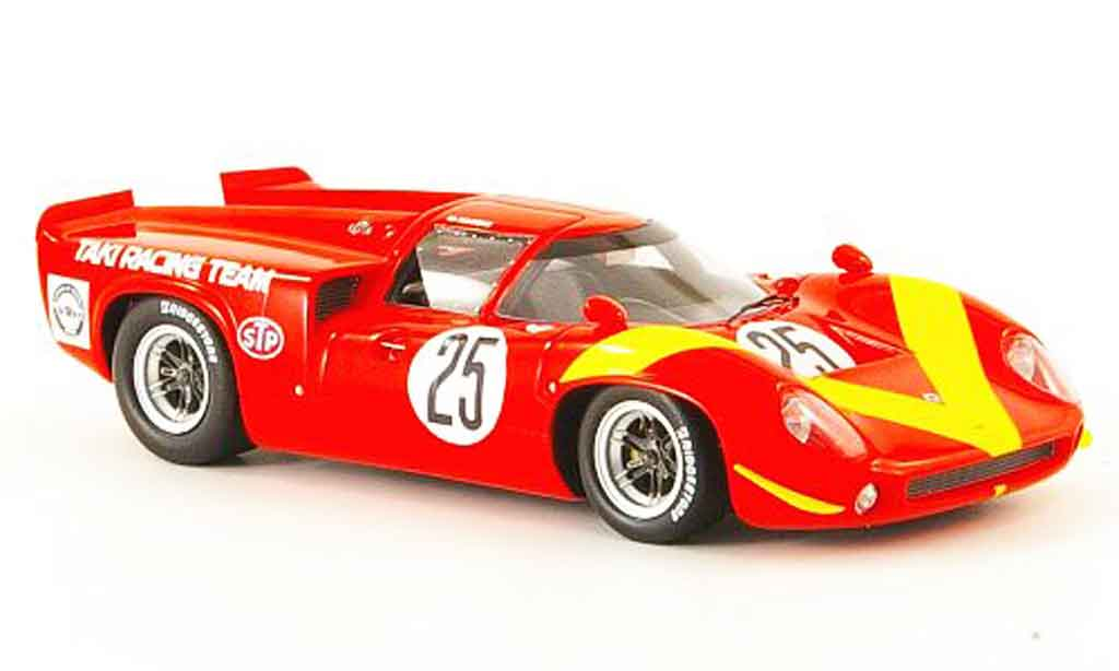 Lola T70 1/43 Ebbro MK3 No.25 GP Japan 1968 miniature