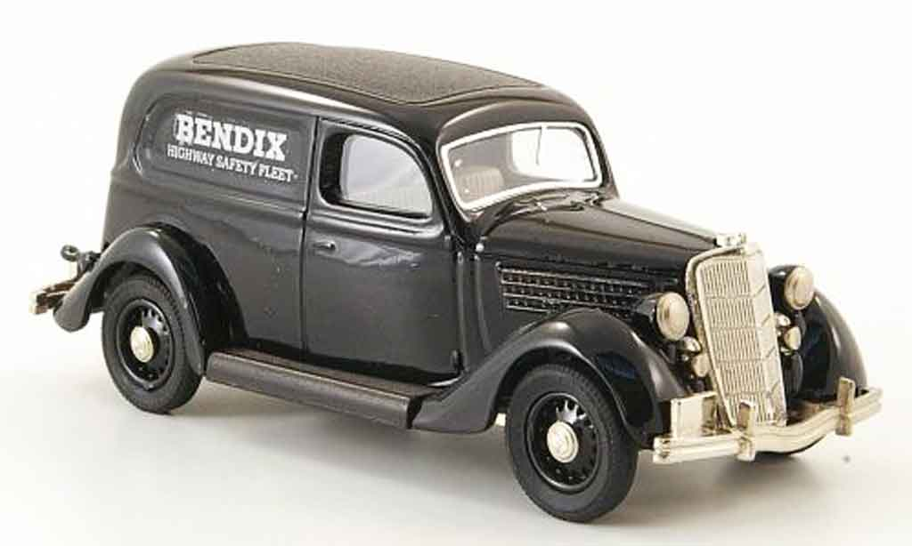 Ford 35 Type 1/43 Rextoys 48 Bendix Highway Safety Fleet 1935 miniature
