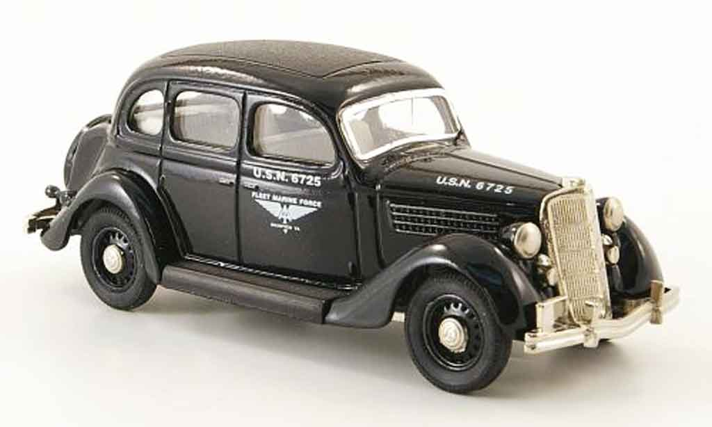 Ford 35 Type 1/43 Rextoys 35 Touring Sedan US Navy Fleet Marine Force 1935 miniature