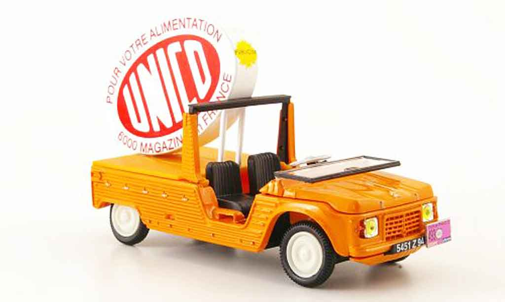 Citroen Mehari 1/43 Norev unico tor de france 1972 diecast model cars