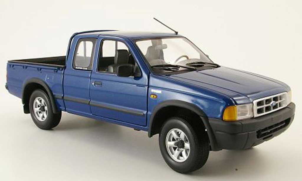 Ford Ranger Scale Models