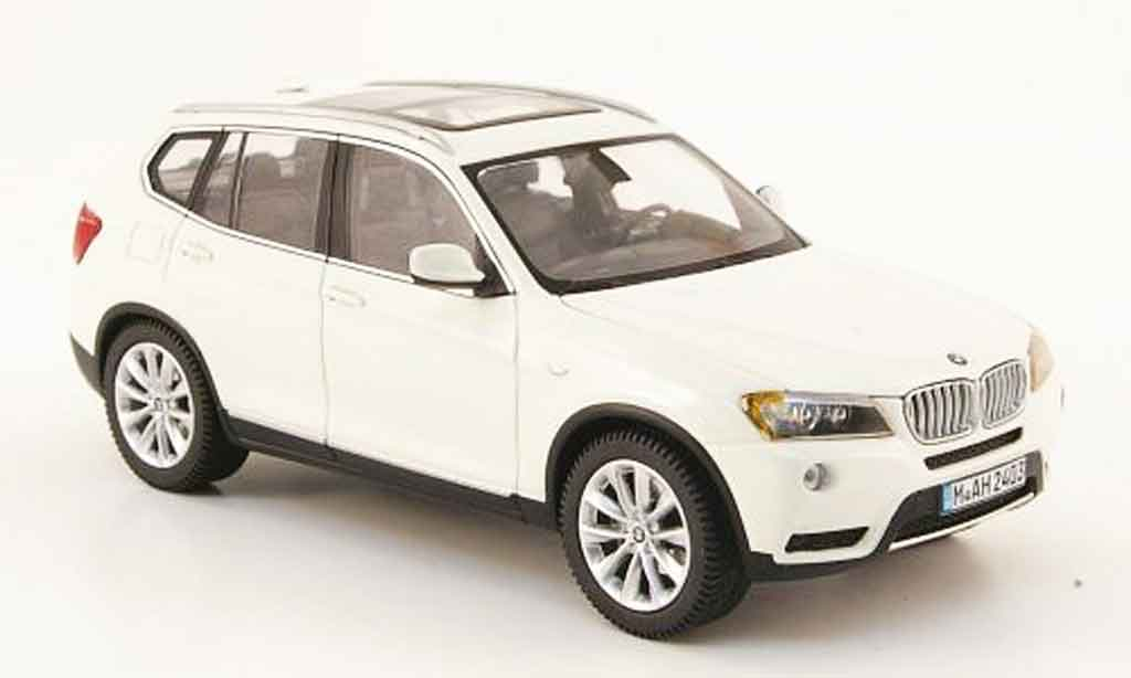 bmw x3 f25 weiss 2010 schuco modellauto 1 43 kaufen verkauf modellauto online. Black Bedroom Furniture Sets. Home Design Ideas
