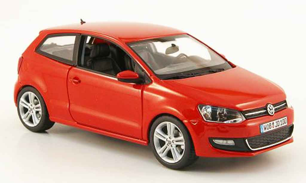 volkswagen polo 2009 red schuco diecast model car 1 43 buy sell diecast car on. Black Bedroom Furniture Sets. Home Design Ideas