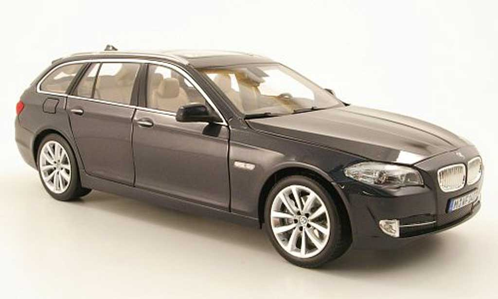 Bmw 550 F11 Touring (F11) grey 2010 Norev. Bmw 550 F11 Touring (F11) grey 2010 miniature 1/18