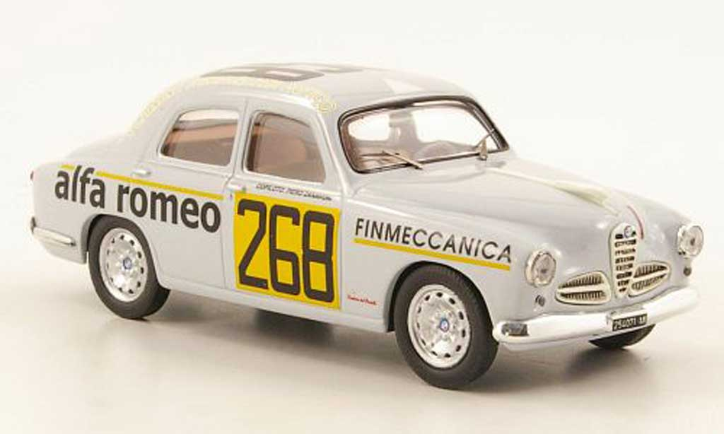 Alfa Romeo 1900 1/43 M4 Super No.268 Carrera Panamericana Mexico 1954 miniature