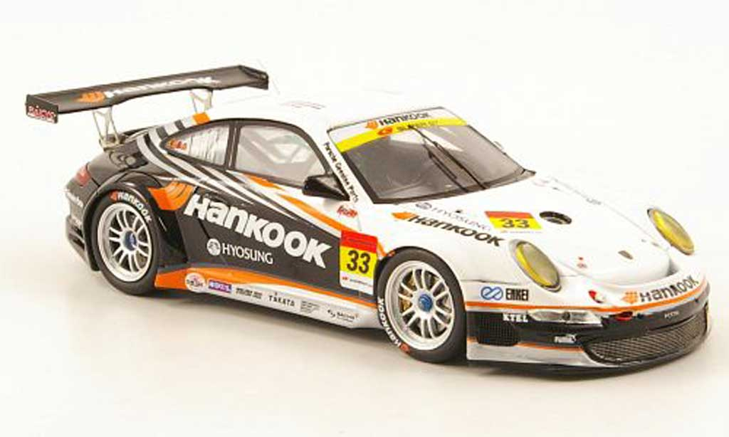 Porsche 997 GT3 CUP 1/43 Ebbro GT3 Cup 2010 No.33 Hankook Super GT300 diecast model cars
