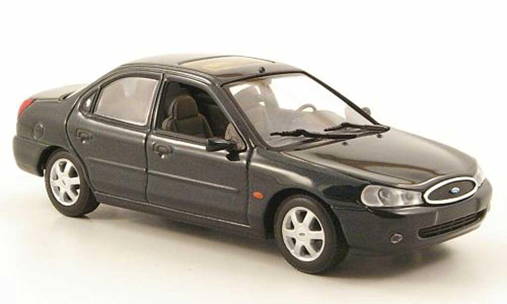 Ford Mondeo 1997 1/43 Minichamps MKII grun Stufenheck miniature