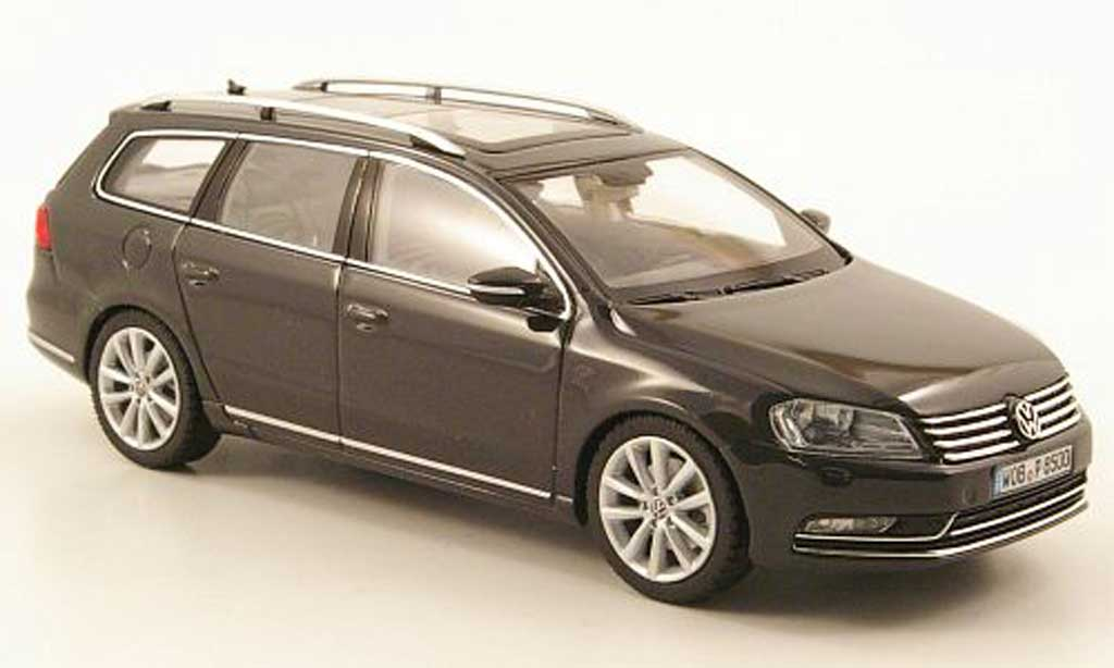 volkswagen passat miniature variant b7 grise 2010 schuco. Black Bedroom Furniture Sets. Home Design Ideas
