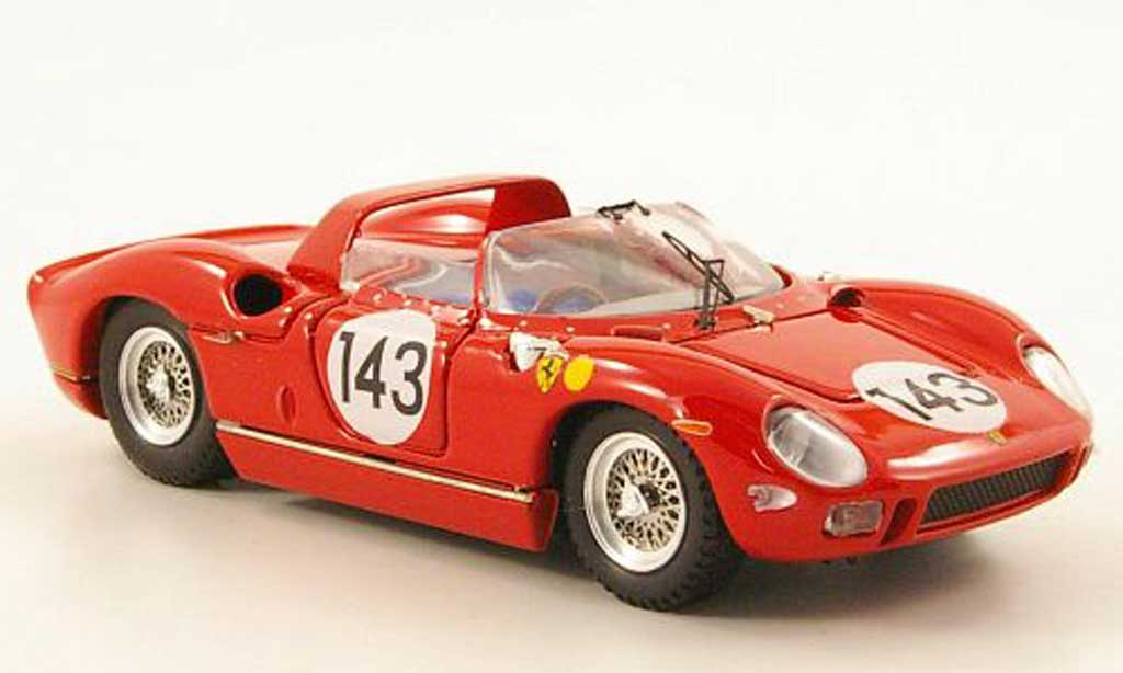 Ferrari 275 1964 1/43 Art Model P No.143 Nurburgring miniature