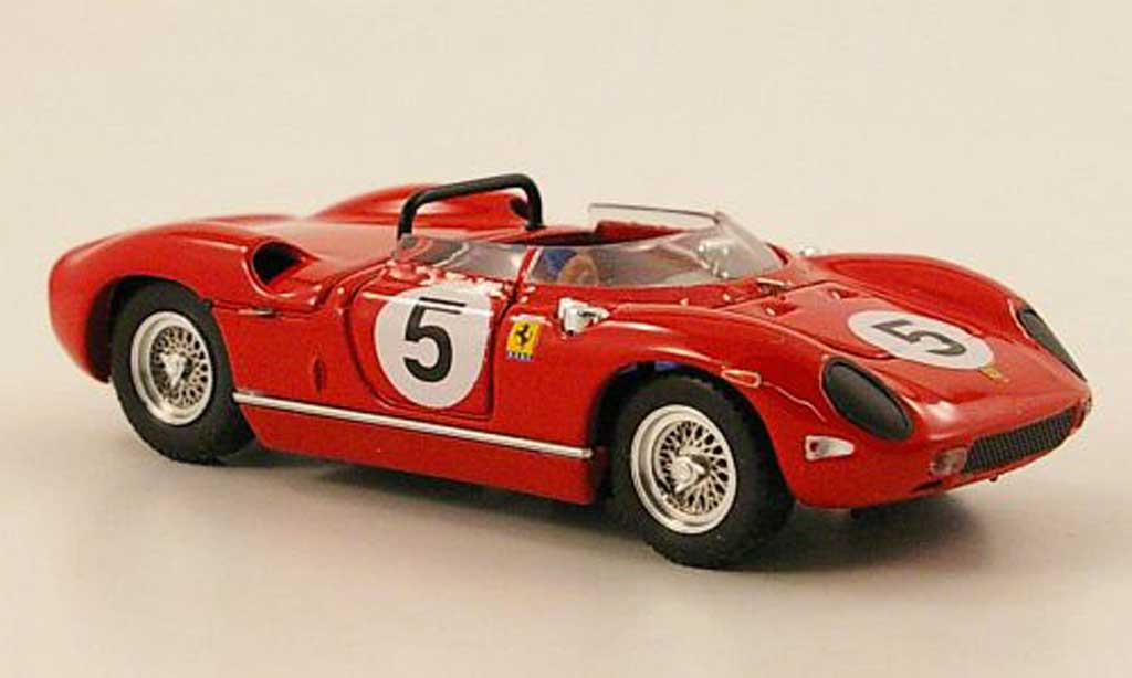 Ferrari 250 P 1963 1/43 Art Model No.5 NART Sieger Mosport miniature