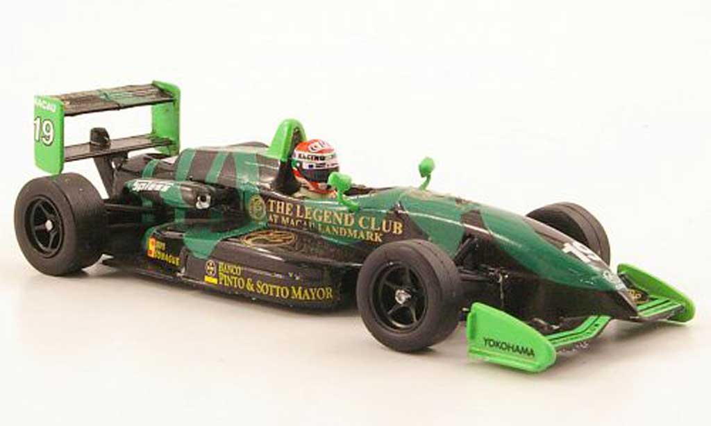 Dallara The Legend 1/43 Onyx F3 No.19 Club F3 GP Macau miniature