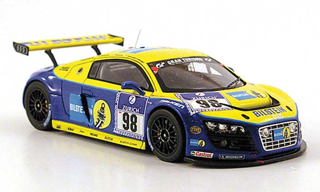 Audi R8 LMS 1/43 Spark No.98 Bilstein 24h Nurburgring 2010 diecast