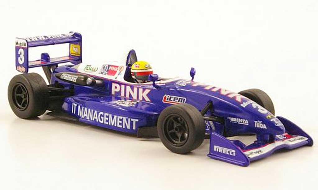 Dallara F396 1/43 Onyx No.3 Pink Italienischer F3-Meister 1998 miniature