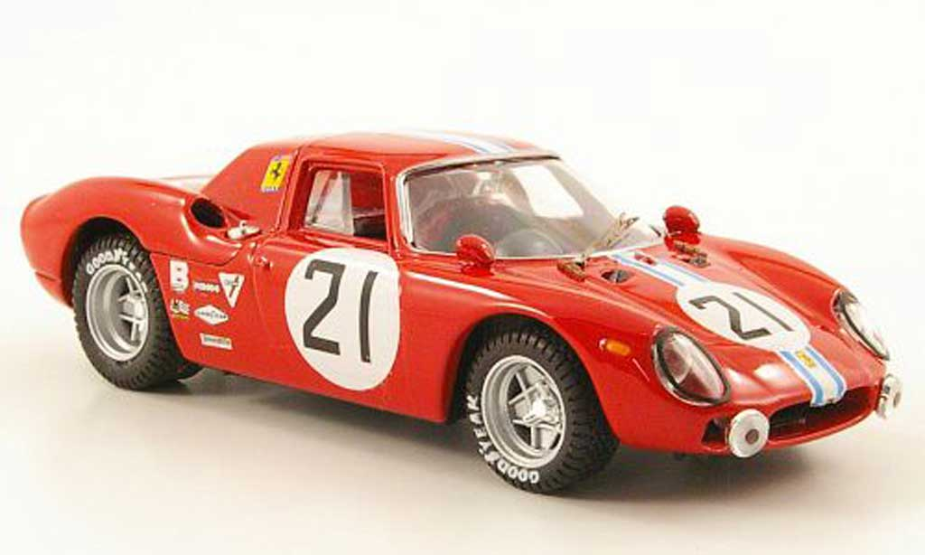 Ferrari 250 LM 1970 1/43 Best No.21 NART 24h Daytona modellautos