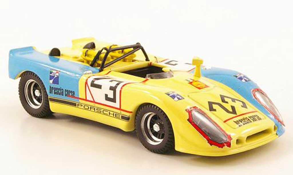 Porsche 908 1971 1/43 Best No.23 Brescia Corse Monza Noris / Sigala miniature
