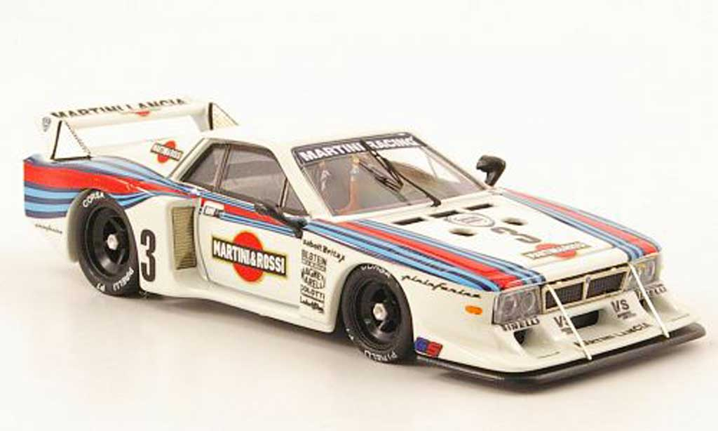 Lancia Beta Monte Carlo 1/43 Best No.3 Martini 24h Daytona 1981 Patrese / Heyer miniature