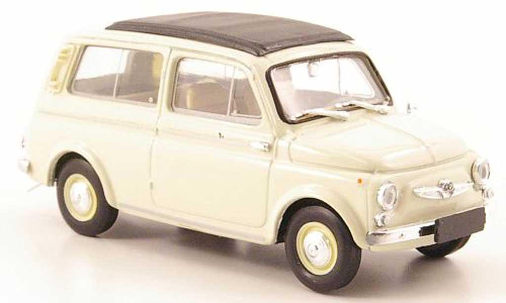 Steyr Puch 700 1/43 Brumm C beige geschlossen 1961 miniature