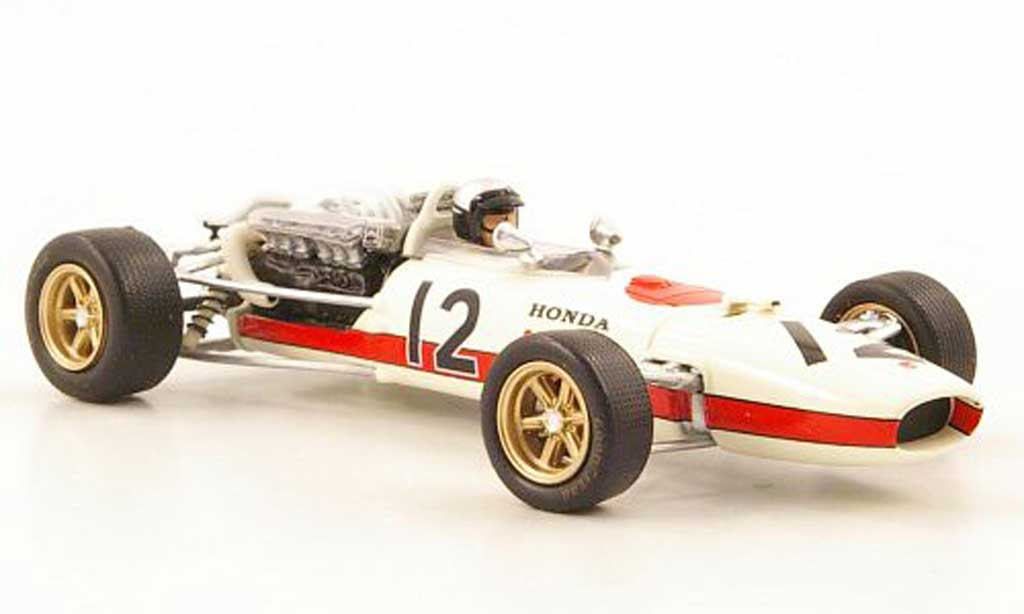 Honda RA273 1/43 Ebbro No.12 GP Mexiko 1966 miniature