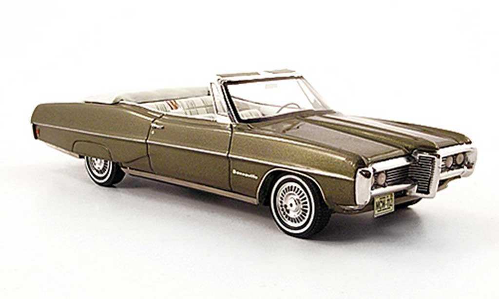 Pontiac Bonneville 1/43 American Excellence Convertible verte lim. Aufl. 500 1968 miniature