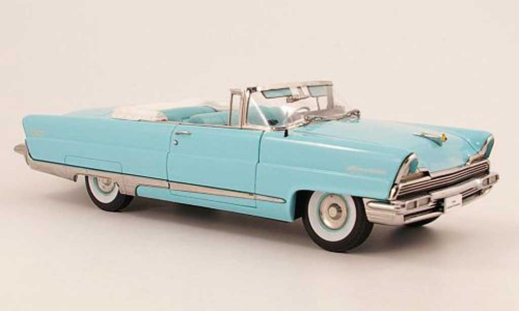 Lincoln Premiere 1/18 Sun Star convertible mint 1956 miniature
