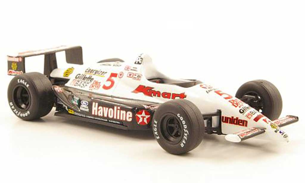Ford Lola 1993 1/43 IXO T93 No.5 Havoline Sieger Indycar diecast model cars