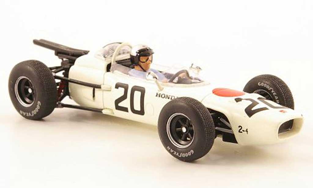 Honda RA272 1/43 Ebbro No.20 GP Monaco F1-Saison 1965 miniature
