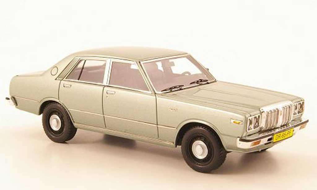 Datsun 200L 1/43 Neo Laurel (C230) grisegrun miniature