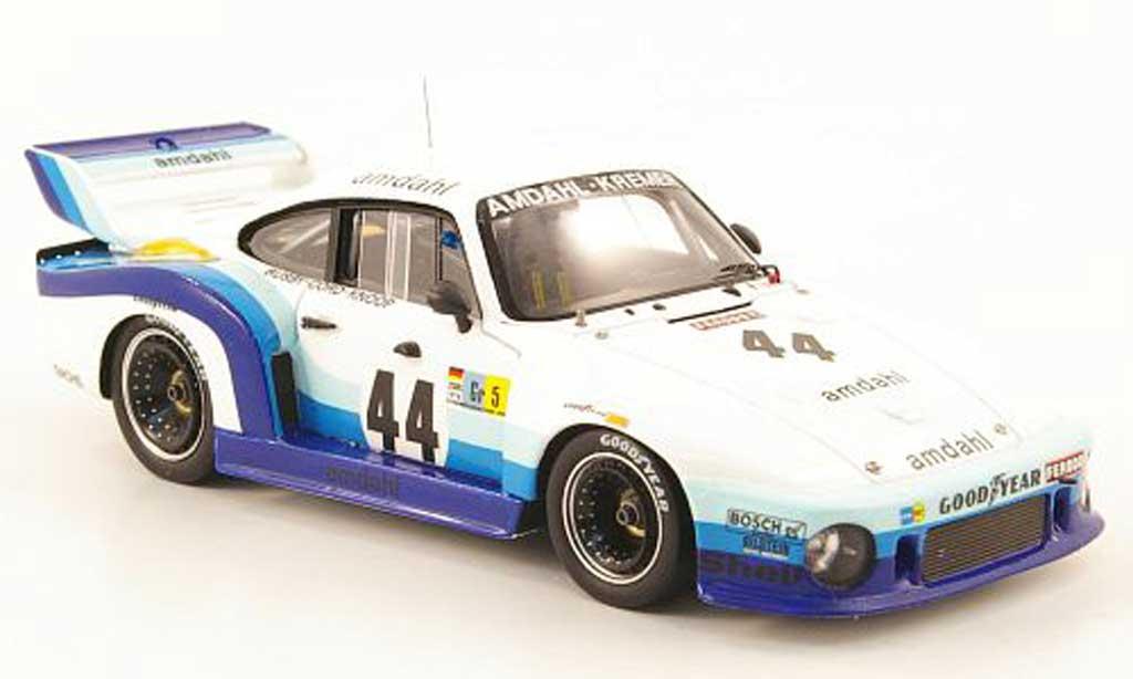 Porsche 935 1978 1/43 Spark No.44 Amdahl 24h Le Mans miniature