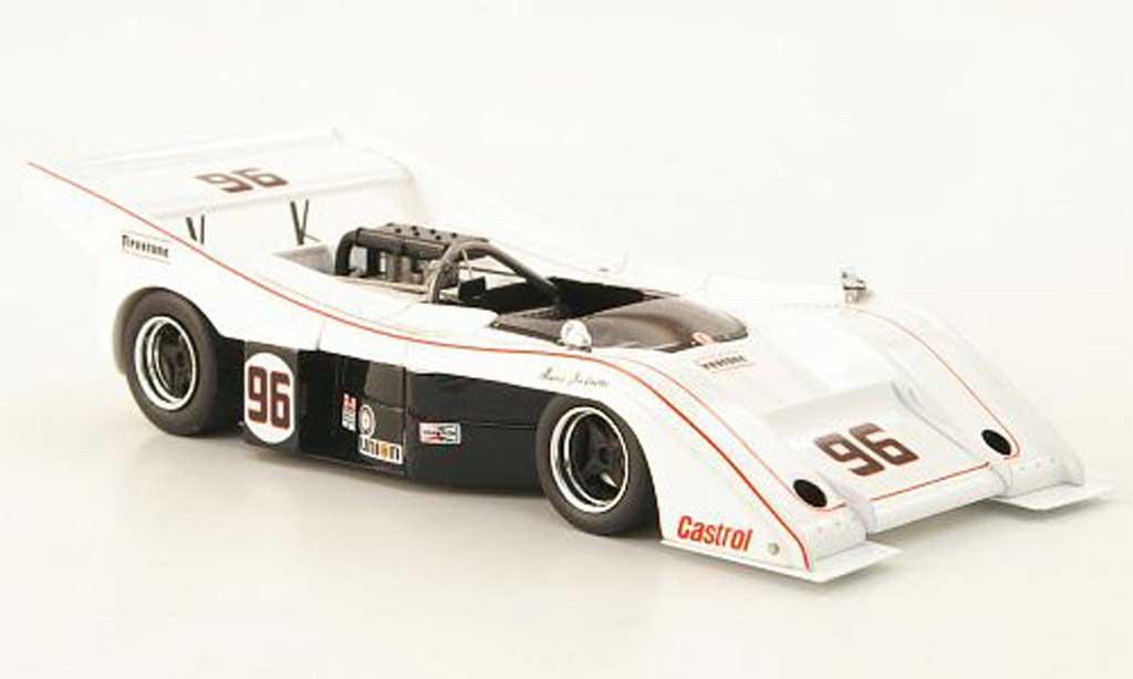 McLaren F1 1981 1/43 Spark 1981 M20 No.96 M.Andretti Riverside miniature