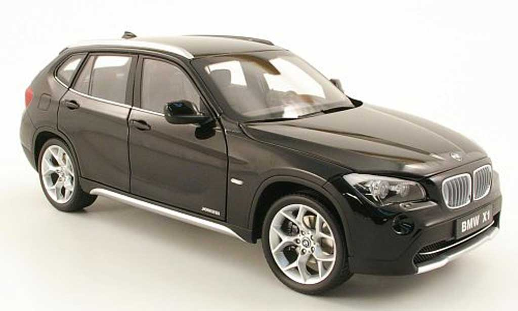 Bmw X1 E84 Schwarz Kyosho Modellauto 1 18 Kaufen Verkauf
