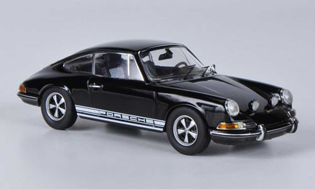 porsche 911 s schwarz schuco modellauto 1 43 kaufen. Black Bedroom Furniture Sets. Home Design Ideas