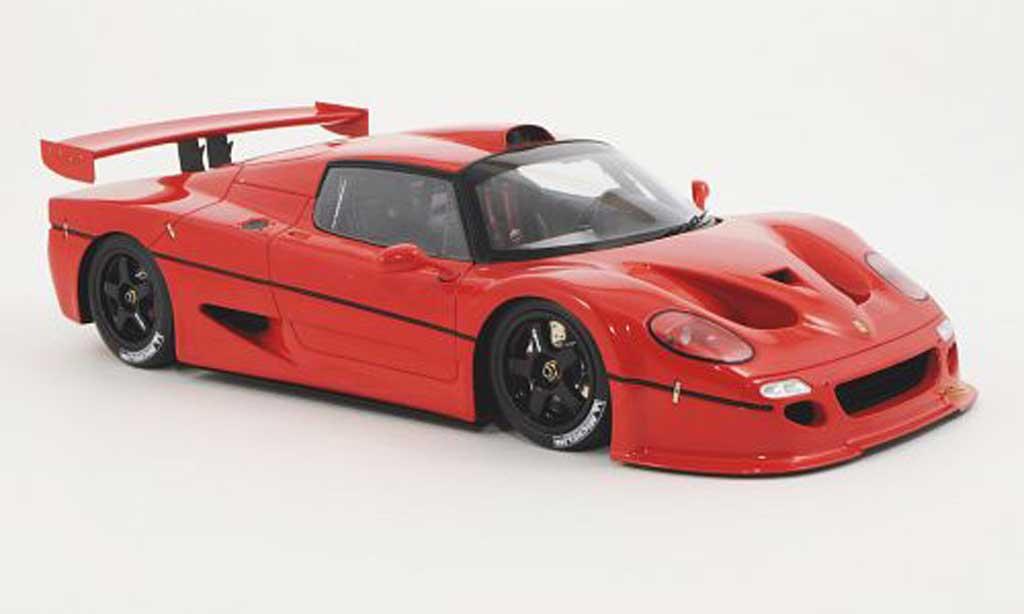 Ferrari F50 1/18 Fujimi GT rouge 1996 miniature