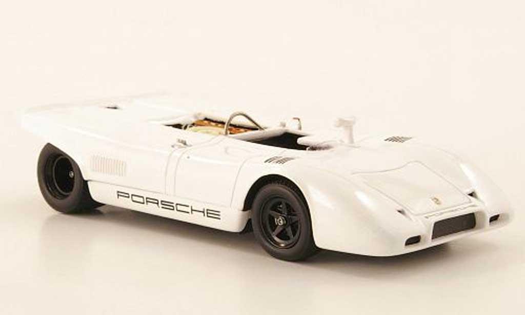 Porsche 917 1971 1/43 TrueScale Miniatures Flat-16  Prougeotyp miniature