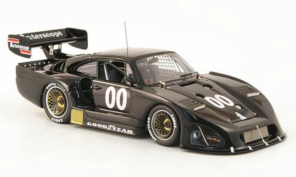 Porsche 935 1980 1/43 TrueScale Miniatures K4 No.00 Interscope miniature