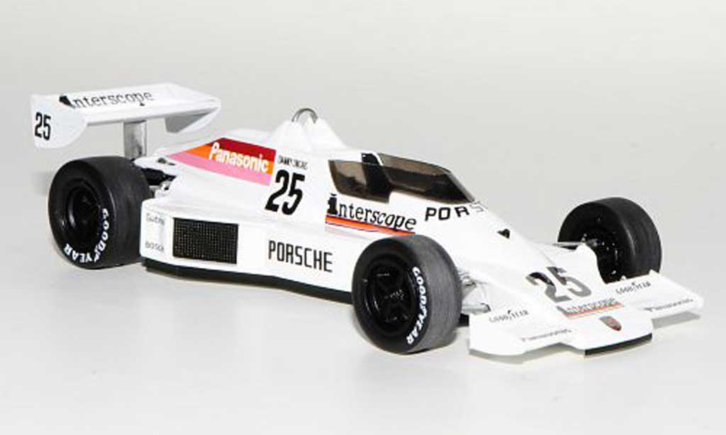 Porsche 940 1980 1/43 TrueScale Miniatures 1980 No.25 Interscope Racing D.Ongais Indy Car miniature