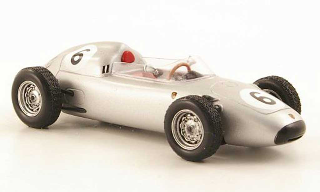 Porsche 718 1/43 TrueScale Miniatures 1960 F2 No.6 G.Hill Solitude GP miniature