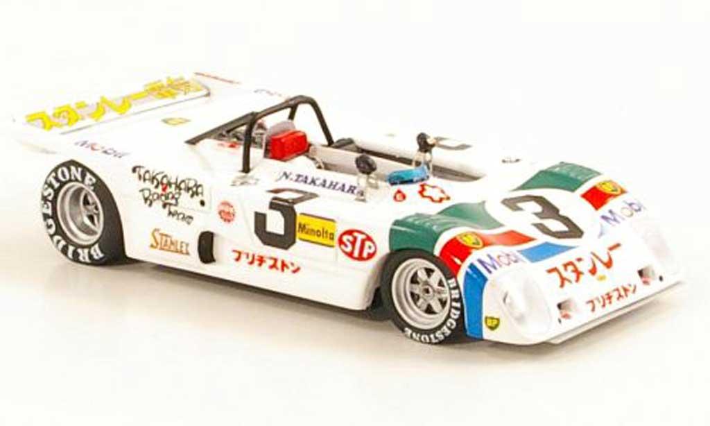 Lola T280 1/43 TrueScale Miniatures HU3 No.3 Noritake Takahara Fuji Grand Champion Series 1972 miniature