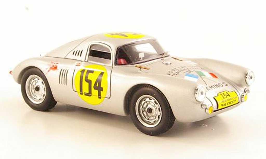 Porsche 550 1953 1/43 TrueScale Miniatures Coupe No.154 La Carrera Panamericana miniature