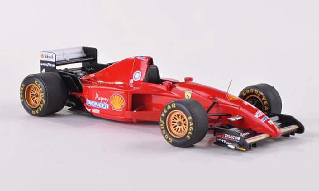 Ferrari 412 1/43 Fujimi T2 No.1 M.Schumacher F1 Test Car 1995 miniature