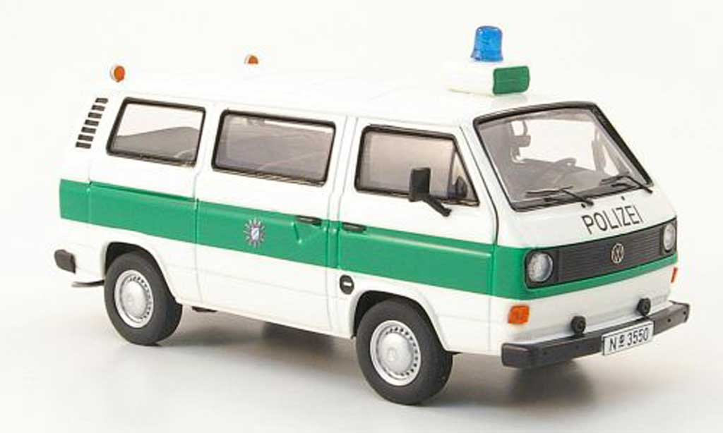 Volkswagen T3 A 1/43 Premium ClassiXXs a Bus Polizei miniature
