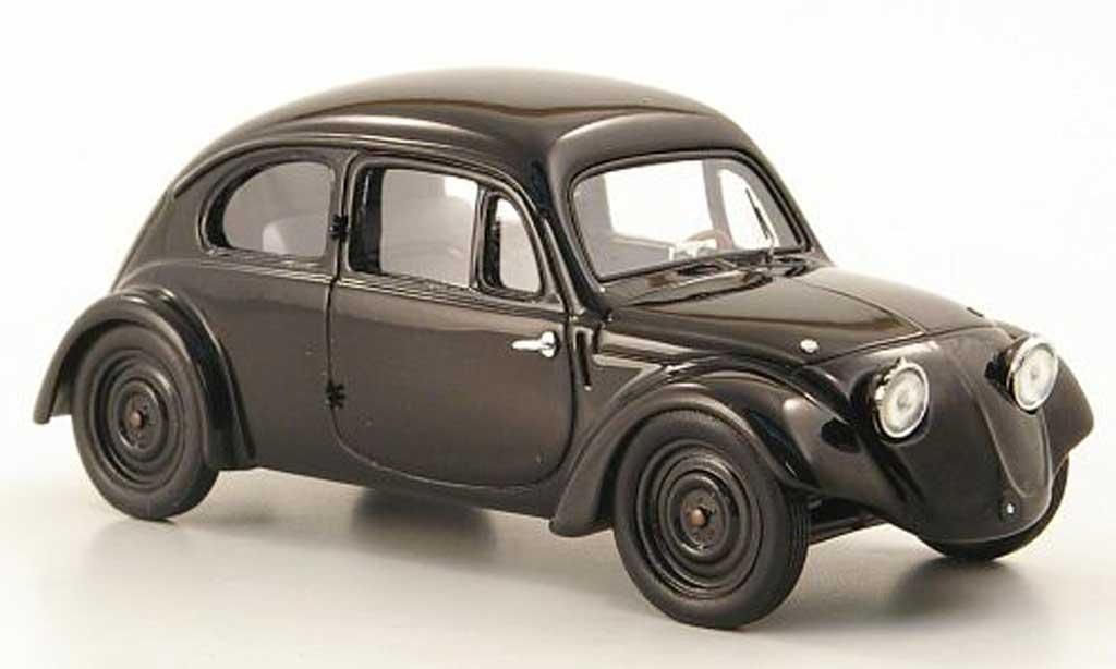 Volkswagen Kafer 1/43 Premium ClassiXXs Predotyp V3 black diecast model cars