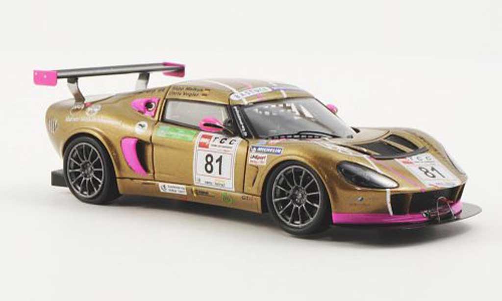 Melkus RS 2000 GTR 1/43 Minichamps GTR No.81 Hafner- Motorsport /Vogler DMV TCC 2010 diecast model cars