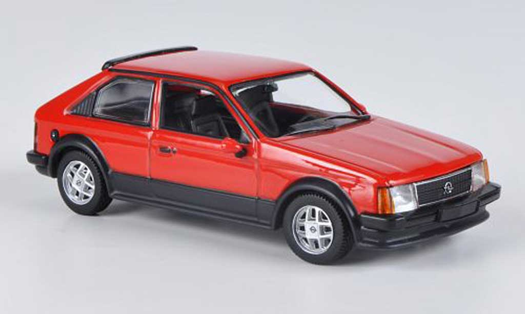 Opel Kadett D SR re1979 Minichamps. Opel Kadett D SR re1979 miniature 1/43