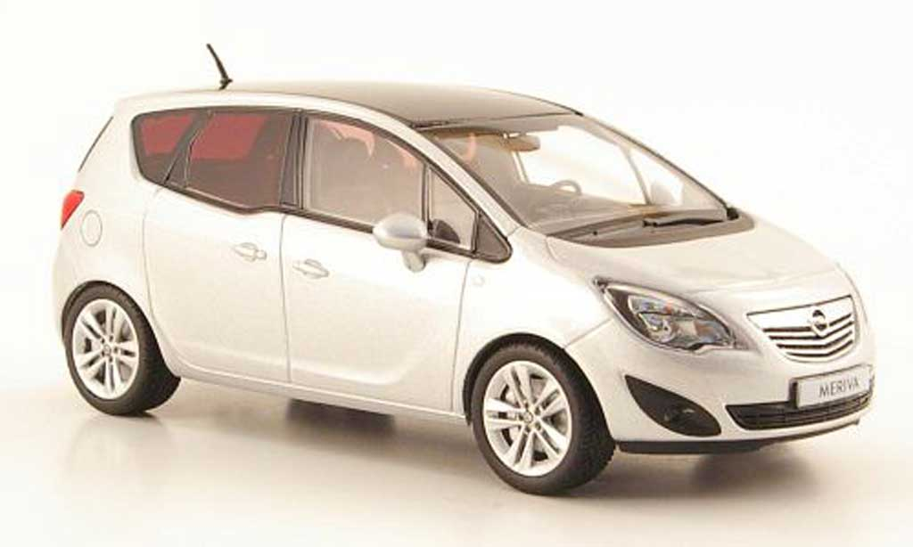 Opel Meriva Gray 2011 Minichamps Diecast Model Car 1 43 Buy Sell Diecast Car On Alldiecast Us