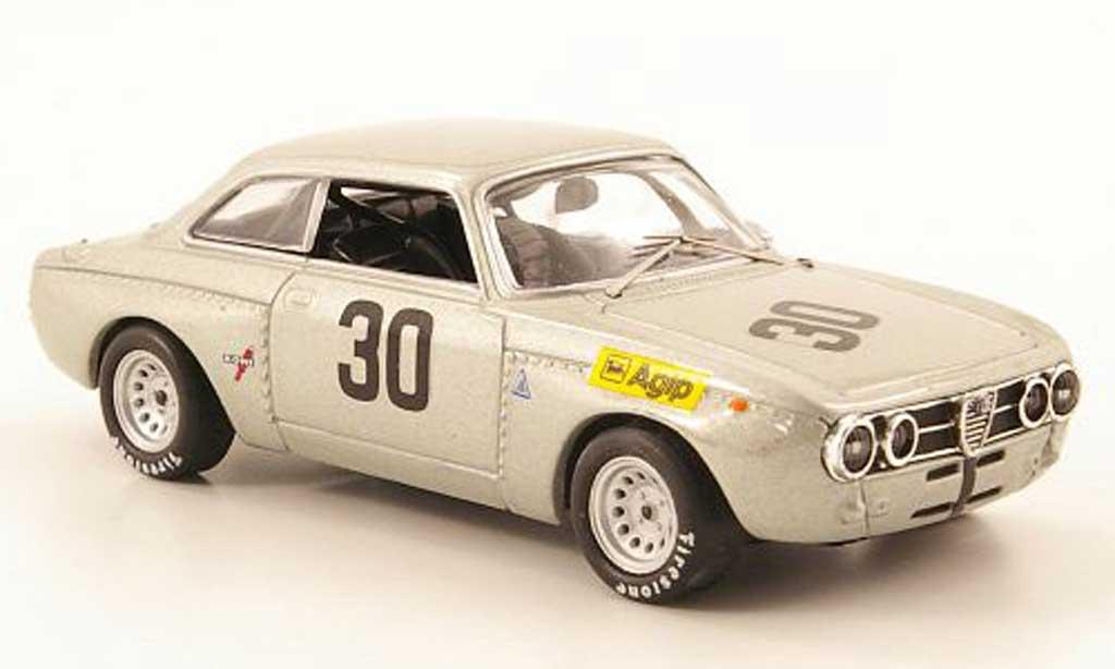 Alfa Romeo Giulia GT Am 1/43 M4 No.30 4h Monza 1971 miniature